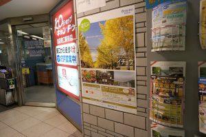 西武鉄道花さんぽポスター2