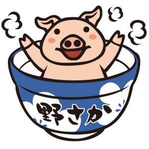 秩父名物 豚みそ丼本舗 キャラクター ピィちん