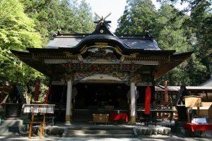 長瀞・寶登山神社