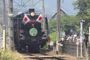 秩父鉄道SLパレオエクスプレス号